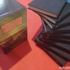 Libros de segunda mano: FOLIO SOCIETY THE CAMBRIDGE CULTURAL HISTORY OF BRITAIN VOL 1-9. Lote 273950668