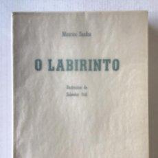 Libros de segunda mano: O LABIRINTO. - SANDOZ, MAURICE.. Lote 123244956