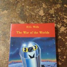 Libros de segunda mano: THE WAR OF THE WORLDS (H.G. WELLS) (OXFORD PROGRESSIVE ENGLISH READERS GRADE 3). Lote 277095868