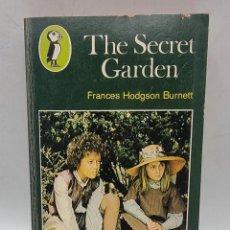 Libros de segunda mano: THE SECRET GARDEN. FRANCES HODGSON BURNETT. PAGS: 235.. Lote 278166978
