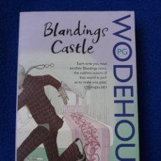 Libros de segunda mano: BLANDINGS CASTLE - P. G. WODEHOUSE. Lote 278455388