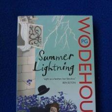 Libros de segunda mano: SUMMER LIGHTNING - P. G. WODEHOUSE. Lote 278455663