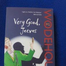 Libros de segunda mano: VERY GOOD, JEEVES - P. G. WODEHOUSE. Lote 278455978