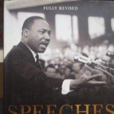 Libros de segunda mano: SPEECHES - THAT CHANGED THE WORLD - 2010 - TEXTO EN INGLES. Lote 278839733