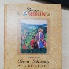 Libros de segunda mano: CRISTO E SAN PEDRO, PEREGRINOS. CONTOS POPULARES DE GALICIA. B. GRAÑA. 1ª EDICIÓN, 1994. Lote 279428093