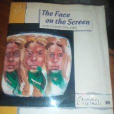 Libros de segunda mano: THE FACE ON THE SCREEN AND OTHER STORIES LONGAN ORIGINALS PAUL VICTOR. Lote 279479003