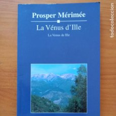 Libros de segunda mano: LA VENUS D'ILLE - PROSPER MERIMEE - CURSOS DE IDIOMAS PLANTEGA-AGOSTINI - FRANCES (W). Lote 279518173