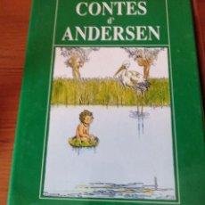 Libros de segunda mano: CONTES D'ANDERSEN. Lote 283863118