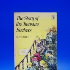 Libros de segunda mano: THE STORY OF THE TREASURE SEEKERS. E. NESBIT. PUFFIN BOOKS. 1980. PAGS. 207.. Lote 285060693