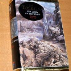 Libros de segunda mano: LIBRO EN INGLÉS: EL SEÑOR DE LOS ANILLOS - DE J. R. R. TOLKIEN - EDITA: HARPER COLLINS - AÑO 1991. Lote 285398858