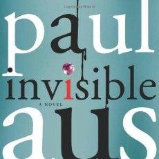 Libros de segunda mano: PAUL AUSTER - INVISIBLE. Lote 286003363