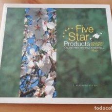 Libros de segunda mano: FIVE STAR PRODUCTS BALEARIC ISLANDS / PRODUCTOS CINCO ESTRELLAS ISLAS BALEARES. Lote 286975963