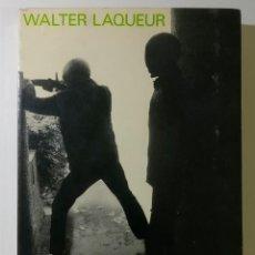 Libros de segunda mano: LE TERRORISME - WALTER LAQUEUR - PRESSES UNIVERSITAIRES DE FRANCE - 1979 - FRANCES. Lote 288091698