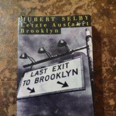 Libros de segunda mano: LETZTE AUSFAHRT BROOKLYN (HUBERT SELBY). Lote 288414268