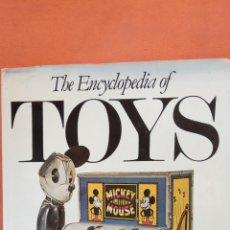 Libros de segunda mano: THE ENCYCLOPEDIA OF TOYS. CONSTANCE EILEEN KING. CHARTWELL BOOKS.. Lote 288952253