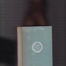 Libros de segunda mano: THE HUNDRED BEST POEMS - ADAM L. GOWANS, M. A. - THE GRANT EDUCATIONAL CO. LTD. 1946. Lote 288957843
