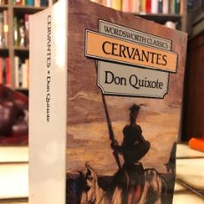 Libros de segunda mano: DON QUIXOTE. CERVANTES. EN INGLÉS. PEDIDO MÍNIMO 5€. Lote 289464088