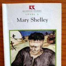 Libros de segunda mano: FRANKENSTEIN MARY SHELLEY. Lote 289499323