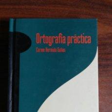 Libros de segunda mano: ORTOGRAFÍA PRÁCTICA - CARME HERMIDA GULIAS - SOTELO BLANCO - N 6. Lote 289674118