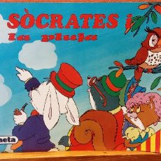 Libros de segunda mano: EN SÒCRATES I LA PLUJA. EDITORIAL SUSAETA.. Lote 290009403