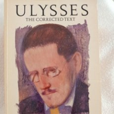 Livros em segunda mão: ULYSSES. THE CORRECTED TEXT. JAMES JOYCE WITH NEW PREFACE BY RICHARD ELLEMANN. 1986. PENGUIN BOOKS. Lote 293883588