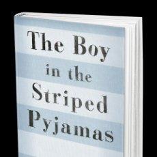 Libros de segunda mano: THE BOY IN THE STRIPED PYJAMAS (INGLÉS) EL NIÑO CON EL PIJAMA DE RAYAS JOHN BOYNE ESTÁ EN MURCIA. Lote 294098363