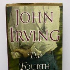 Libros de segunda mano: THE FOURTH HAND - IRVING, JOHN. Lote 294491448