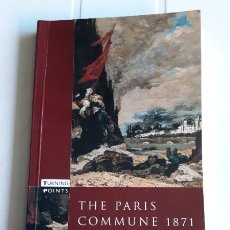Libros de segunda mano: THE PARIS COMMUNE, 1871 - ROBERT TOMBS. Lote 294500298