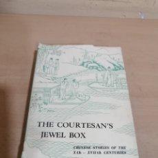 Libros de segunda mano: THE COURTESAN'S JEWEL BOX. Lote 294504528