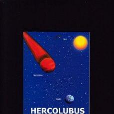 Libros de segunda mano: HERCOLUBUS OR RED PLANET - V. M. RABOLÚ - EDICIONES HUMANIDAD 2005. Lote 295048248