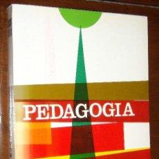 Libros de segunda mano: PEDAGOGÍA POR CONSUELO S. BUCHÓN Y CARMEN VALDIVIA DE ITER ED. EN MADRID 1970 30ª EDICIÓN. Lote 24834622