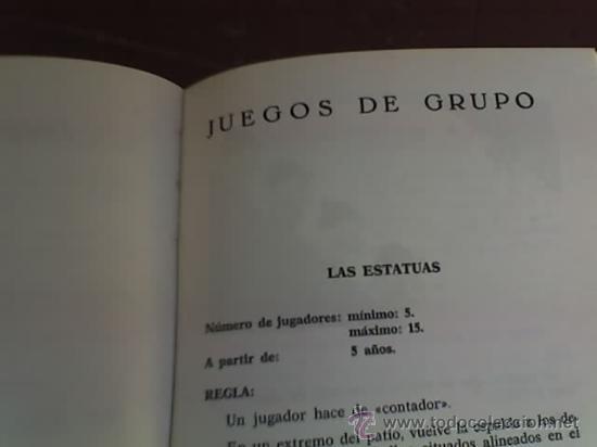 Libros de segunda mano: JUEGOS FACILES PARA PEQUEÑOS, por J. Boulanger - Editorial Vilamala - Barcelona - 1972 - Foto 3 - 19210408
