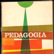 Libros de segunda mano: PEDAGOGIA A-PED-427. Lote 24999715