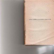 Libros de segunda mano: COMO ENSEÑA GERTRUDIS A SUS HIJOS - PESTALOZZI - ESPASA CALPE. Lote 18040578