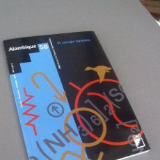 """Livres d'occasion: REVISTA ALAMBIQUE 58 """"EL CUERPO HUMANO"""" VARIOS AUTORES. GRAÓ- PEDAGOGÍA. Lote 26350630"""