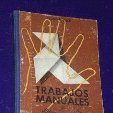 Libros de segunda mano: TRABAJOS MANUALES Y JUEGOS INFANTILES. . Lote 25999351