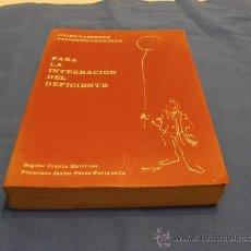 Libros de segunda mano: ORIENTACIONES PSICOPEDAGOGICAS, COLECCION EDUCACION ESPECIAL. Lote 29758572