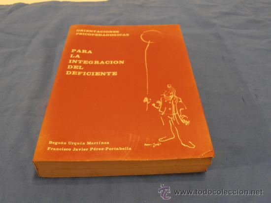 Libros de segunda mano: ORIENTACIONES PSICOPEDAGOGICAS, COLECCION EDUCACION ESPECIAL - Foto 2 - 29758572