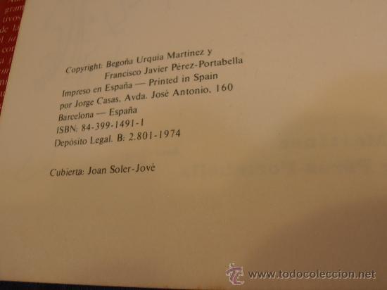 Libros de segunda mano: ORIENTACIONES PSICOPEDAGOGICAS, COLECCION EDUCACION ESPECIAL - Foto 4 - 29758572