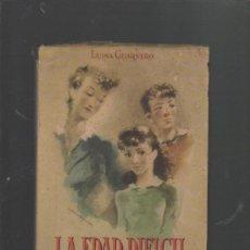 Libros de segunda mano - luisa guarniero la edad dificil como educar a nuestros hijos editorial marfil alcoy 1953 - 30955357