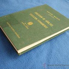 Libros de segunda mano: EDUCACION DE ADULTOS, EDUCACION PERMANENTE - ESCUELA ESPAÑOLA 1969 - ( PASTAS DURAS ). Lote 31020388