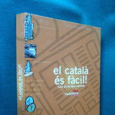 Libros de segunda mano: EL CATALA ES FACIL - CURS DE LLENGUA CATALANA - EL PERIODICO - FALTA ENCUADERNAR - 1998 - 1ª EDICIO. Lote 45964050