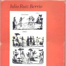 Libros de segunda mano: POLÍTICA ESCOLAR DE ESPAÑA EN EL SIGLO XIX 1808 - 1833. (RUIZ BERRIO, JULIO). 1970. SIN USAR JAMÁS.. Lote 31325272