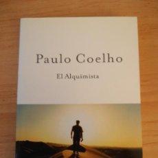 Libros de segunda mano: EL ALQUIMISTA, DE PAULO COELHO. Lote 40264226