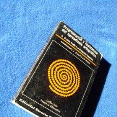 Libros de segunda mano: PROGRAMACION Y REALIZACION DEL APRENDIZAJE ORTOGRAFICO - ESCUELA ESPAÑOLA 1985 -. Lote 32780185