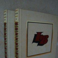 Libros de segunda mano: BRICOLAJE, EL ARTE DE ARREGLAR SU PROPIO HOGAR 2 TOMOS COMPLETA. Lote 34234076