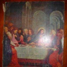 Libros de segunda mano: JESUCRISTO SEGUN LOS EVANGELIOS. MIGUEL A. MARTIN PENALBA. JOSE ZAHONERO VIVÓ EDITORIAL MARFIL 1965. Lote 35390935
