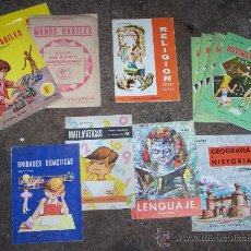 Livres d'occasion: LOTE 12 CARTILLAS ÁLVAREZ, LOS DE LA FOTO. Lote 36510279