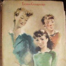 Libros de segunda mano - LA EDAD DIFICIL COMO EDUCAR A NUESTROS HIJOS.LUISA GUARNERO.ALCOY 1951.287 PG - 38181271