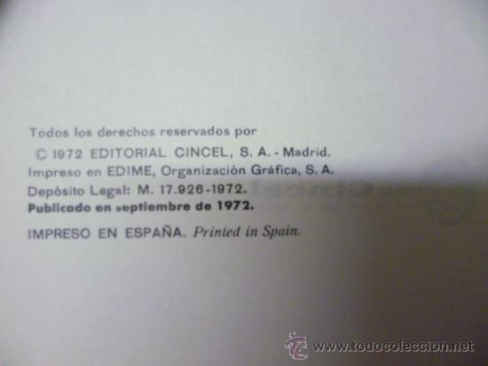 Libros de segunda mano: EVALUACIÓN DE LOS APRENDIZAJES. LAFOURCADE, Pedro D. 1972 Ed. Cincel - Foto 2 - 39239135